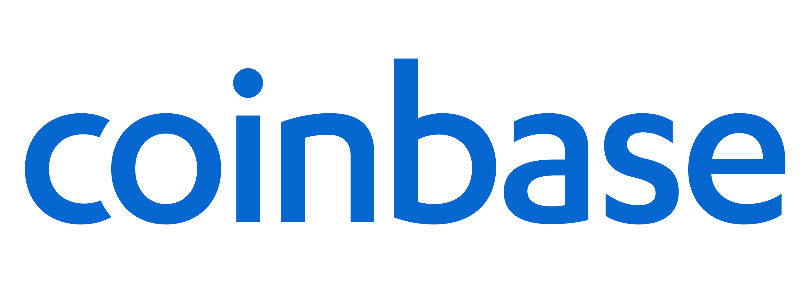 Coinbase logo - the easy to use top crypto exchanges 2019