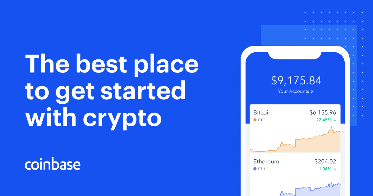 Coinbase – Buy & Sell Bitcoin, Ethereum, and more with trust